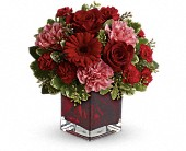 Together Forever by Teleflora in Burlington WI, gia bella Flowers and Gifts