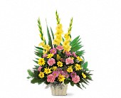 Warm Thoughts Arrangement in Amarillo TX, Shelton's Flowers & Gifts