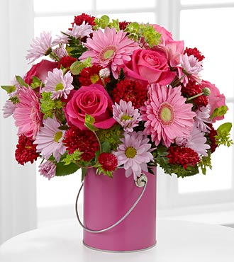 The FTD� Color Your Day With Happiness� Bouquet -  in Highlands Ranch CO, TD Florist Designs