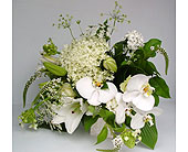 White Elegance in North Vancouver BC, Special Moments Flowers And Gifts