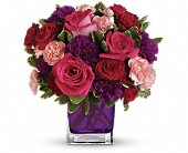 Bejeweled Beauty by Teleflora in San Jose CA, Rosies & Posies Downtown