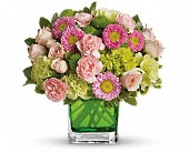 Make Her Day by Teleflora in Ste-Foy QC, Fleuriste La Pousse Verte