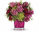 Splendid Surprise by Teleflora in Mississauga ON, Mums Flowers