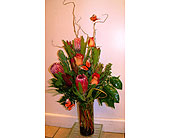 Protea chic in Melbourne FL, Paradise Beach Florist & Gifts