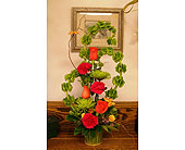PBF Best seller arrangement in Melbourne FL, Paradise Beach Florist & Gifts