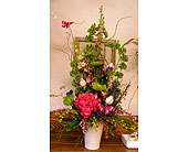 English garden arrangement in Melbourne FL, Paradise Beach Florist & Gifts