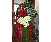 Sympathy - Easel in Houston TX, Athas Florist