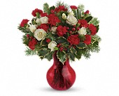 Teleflora's Gather Round Bouquet in Vicksburg MS, Helen's Florist