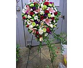 Hearts of flowers in Melbourne FL, Paradise Beach Florist & Gifts
