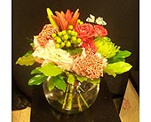 Peach inspiration in Melbourne FL, Paradise Beach Florist & Gifts
