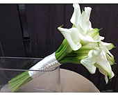 Calla Bouquet in West Los Angeles CA, Westwood Flower Garden