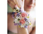 Spring Sensation Wristlet in Windsor, Ontario, Flowers By Freesia