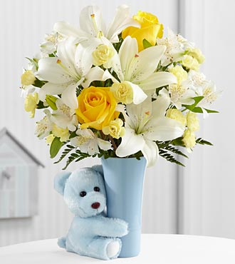 FTD- Baby Boy in Woodbridge VA, Lake Ridge Florist