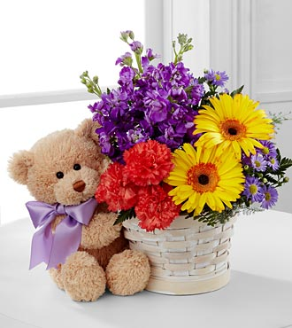 FTD-Best Year Basket in Woodbridge VA, Lake Ridge Florist