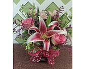 Pink Lady in Raleigh NC, Gingerbread House Florist - Raleigh NC