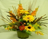Fall Artificial Bouquet in Paintsville, Kentucky, Williams Floral, Inc.