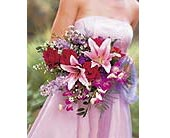 Cradled Beauty Bouquet in Hamilton ON, Joanna's Florist