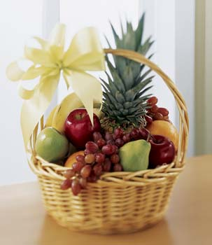 Fruit Basket in Glendale AZ, Blooming Bouquets