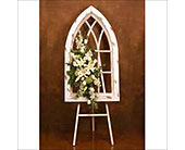ANTIQUE WINDOW FRAME in Staten Island NY, Eltingville Florist Inc.