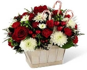 Candy Cane Lane Bouquet in Ajax ON, Reed's Florist Ltd