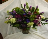 THANKS ALOT BOUQUET in Bellmore NY, Petite Florist