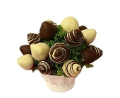 Chocolate Extravaganza Berry Bouquet in Timmins ON, Timmins Flower Shop Inc.