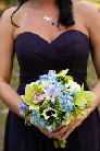 Bridesmaid Beauty in Alpharetta, Georgia, Flowers From Us