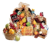 Fruit and Gourmet Baskets in Big Rapids, Cadillac, Reed City and Canadian Lakes MI, Patterson's Flowers, Inc.