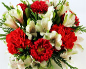 Christmas Flowers in San Clemente CA, Beach City Florist
