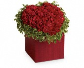 Hopelessly Devoted by Teleflora in Beaumont TX, Blooms by Claybar Floral