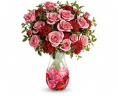 I'm Yours Bouquet by Teleflora in San Clemente CA, Beach City Florist