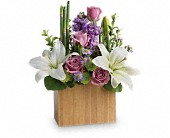 Kissed With Bliss by Teleflora in Rockford IL, Stems Floral & More