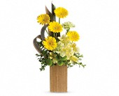 Sunbeams And Smiles by Teleflora in Lowell IN, Floraland of Lowell