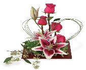 Hearts Desire in Big Rapids, Cadillac, Reed City and Canadian Lakes MI, Patterson's Flowers, Inc.