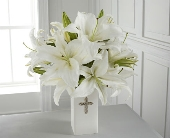 The Faithfull Blessing Bouquet in Silver Spring MD, Colesville Floral Design