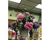 Silk Arrangement in New Castle PA, Butz Flowers & Gifts