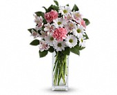 Sincerely Yours Bouquet by Teleflora in Burlington WI, gia bella Flowers and Gifts