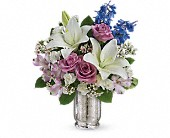 Teleflora's Garden Of Dreams Bouquet in Brooklyn NY, Artistry In Flowers