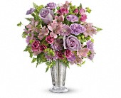 Teleflora's Sheer Delight Bouquet in Mississauga ON, Mums Flowers
