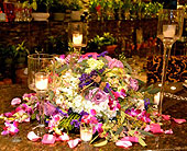 Reception Centerpiece in Staten Island NY, Eltingville Florist Inc.