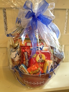 Candy & Snack Baskets in Colorado City TX, Colorado Floral & Gifts