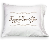 Pillowcase - Happily Ever After in Colorado City TX, Colorado Floral & Gifts