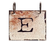 Words To Live By - Letter E in Colorado City TX, Colorado Floral & Gifts