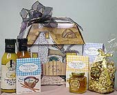 Gourmet Basket in Melbourne FL, Paradise Beach Florist & Gifts