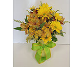 Little Sunshine in Raleigh NC, Gingerbread House Florist - Raleigh NC