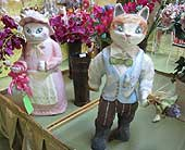 Sophisticated Cats in San Antonio TX, Best Wholesale Christmas Co