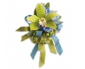Big Night Orchid Corsage in Trumbull CT, P.J.'s Garden Exchange Flower & Gift Shoppe
