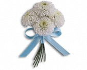 Country Romance Boutonniere in Norwalk CT, Bruce's Flowers & Greenhouses