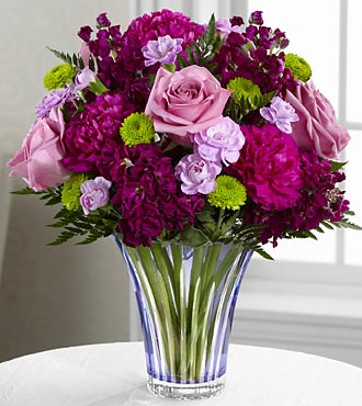 The Timeless Traditions� Bouquet by FTD� - VASE IN in Highlands Ranch CO, TD Florist Designs