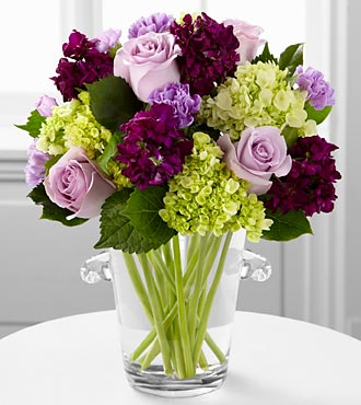 The FTD� Eloquent� Bouquet by Vera Wang in Highlands Ranch CO, TD Florist Designs